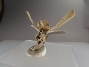 Wasp Skeleton by Estaban Najera