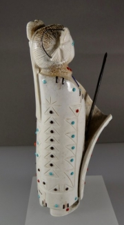 Hopi Warrior Maiden  by Troy Sice (view 3)