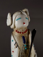 Hopi Warrior Maiden  by Troy Sice (view 4)