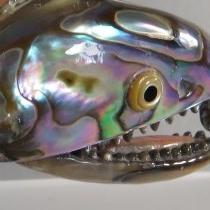 Salmon by Lloyd Tsalabutie