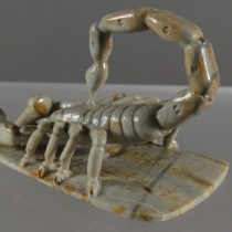 Scorpion by Florentino Martinez (view 2)
