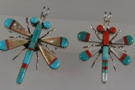 Dragonfly pin/pendant by Wayne Haloo