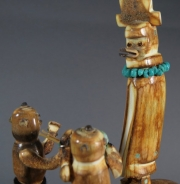 Shalako Diorama by Ron Upshaw view #3