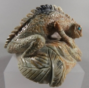 Lizard by Vern Nieto (view 3)