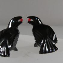 Ravens by Calvert Bowannie
