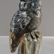 Owl by Arvella Cheama