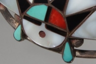 Inlay Bracelet by artist unknown