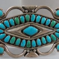 Cluster Pin/Pendant by Doris & Warren OndelacyDoris & Warren Ondelacy