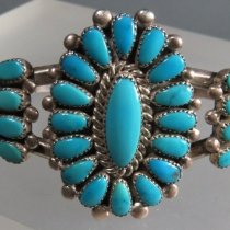 Cluster Bracelet by Alice Quam