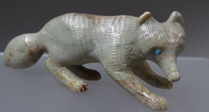 WILFRED CHEAMA PICASSO MARBLE FOX